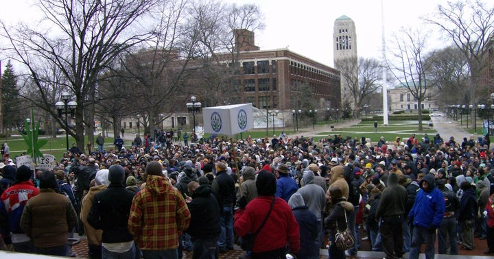 After Some Debate, Ann Arbor's Hash Bash Postpones 2020 Date Amid Coronavirus Threat