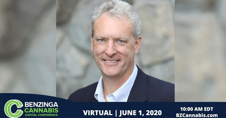 Benzinga Cannabis Capital Conference Presents: Body and Mind's Michael Mills