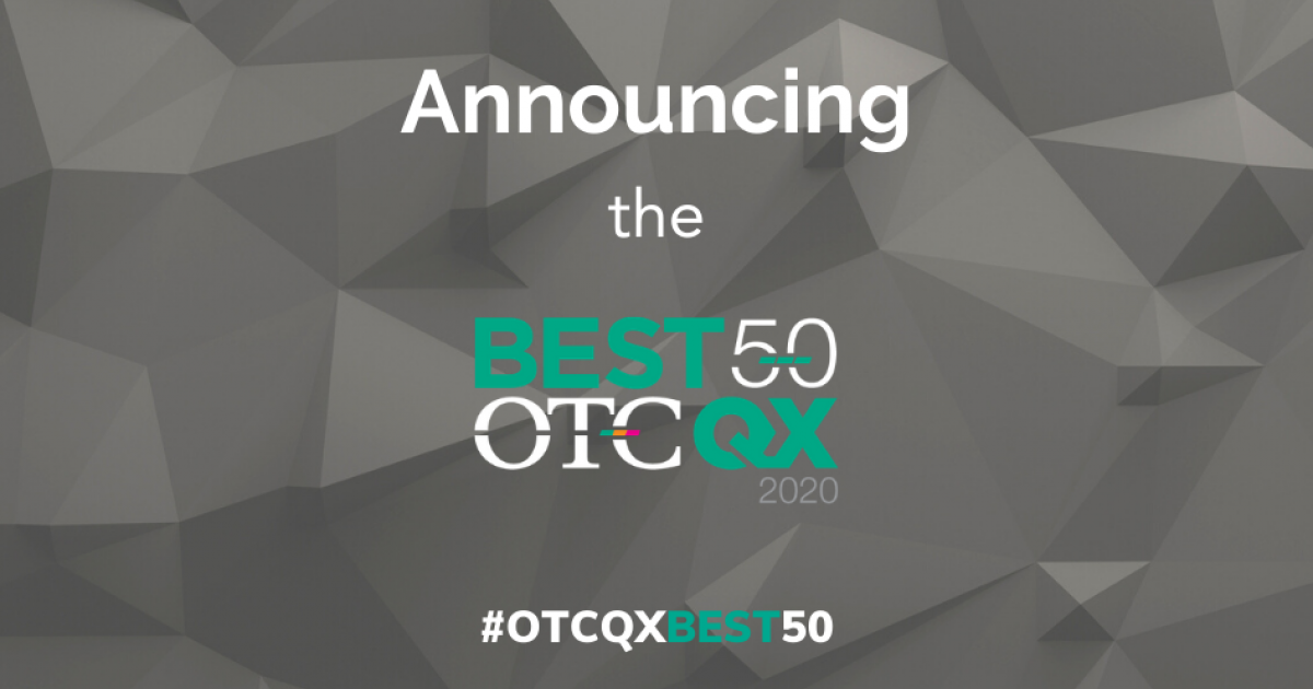 These Were The 50 Best-Performing Companies On The OTCQX Market In 2019