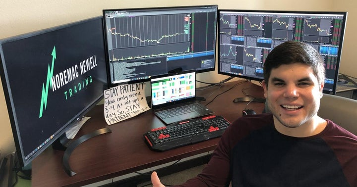 'Take A Step Back': Small-Cap Trader Shares Strategy, Methods For Success