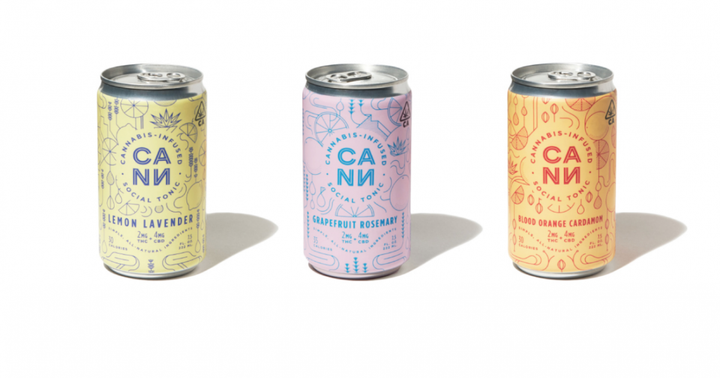 GTI Teams Up With Celebrity-Backed Cann To Distribute Cannabis-Infused Sparkling Beverages