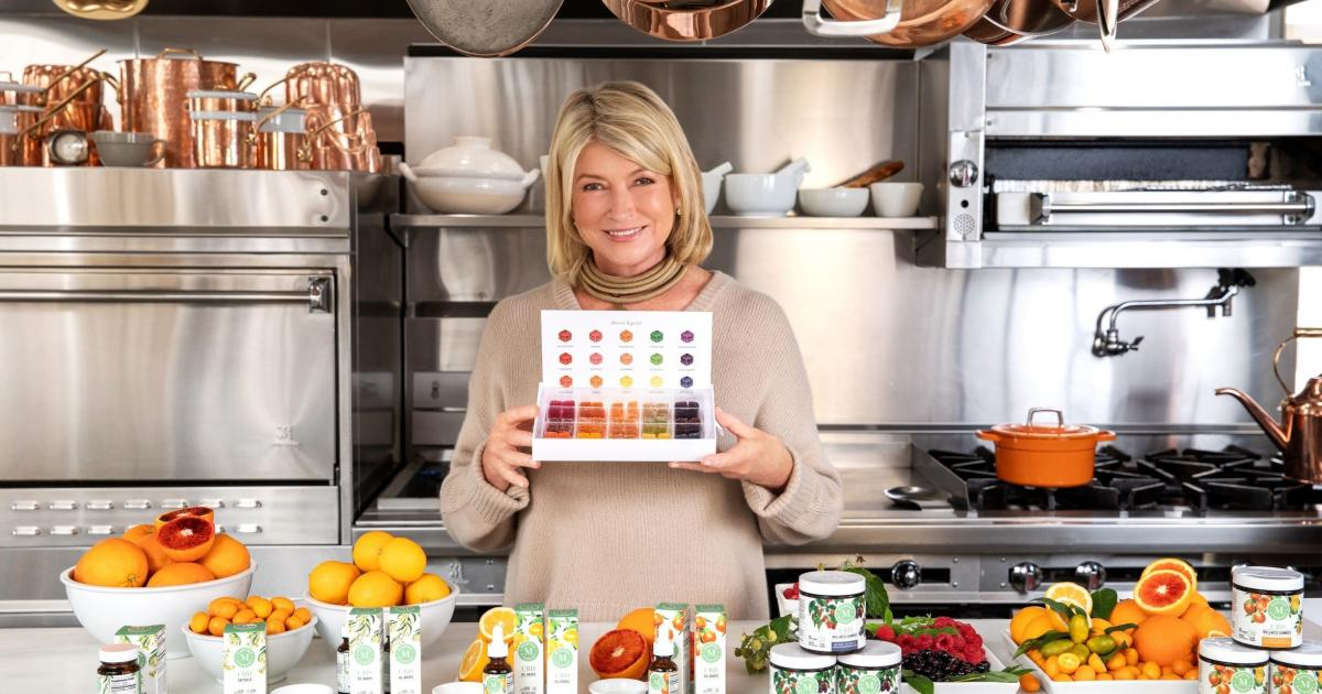 Martha Stewart CBD Hits Shelves At The Vitamin Shoppe, Super Supplements