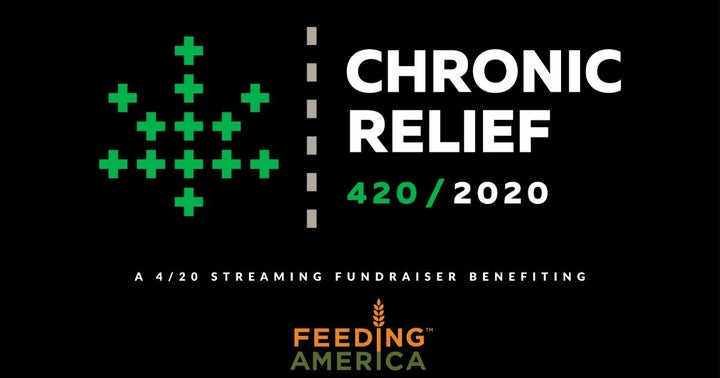 Chronic Relief: The Live 4/20 Telethon That Wants To Feed Those In Need