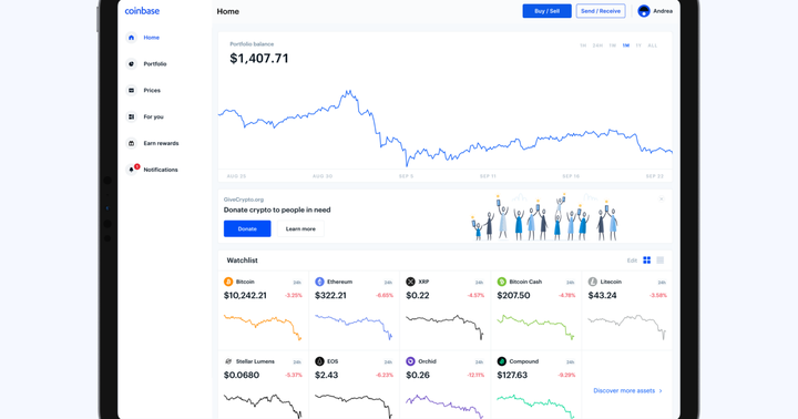 Coinbase Analyst: 'Earnings Upside Potential Is Significant'