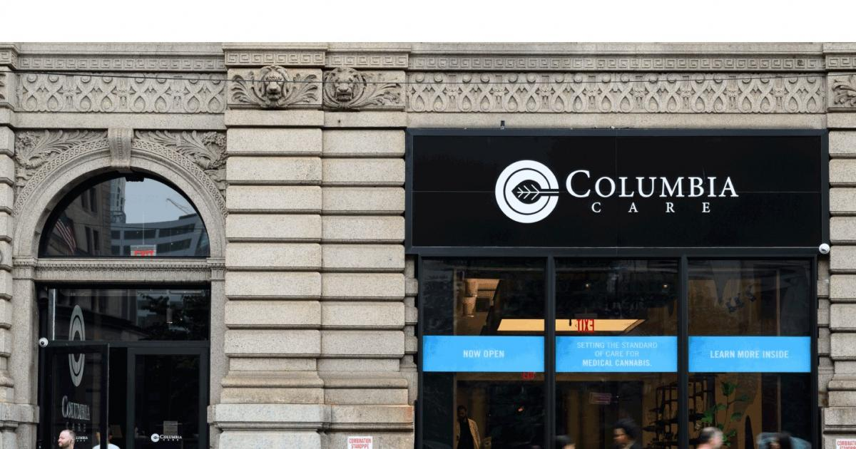 Columbia Care To Raise CA$130M In Deal With Canaccord Genuity