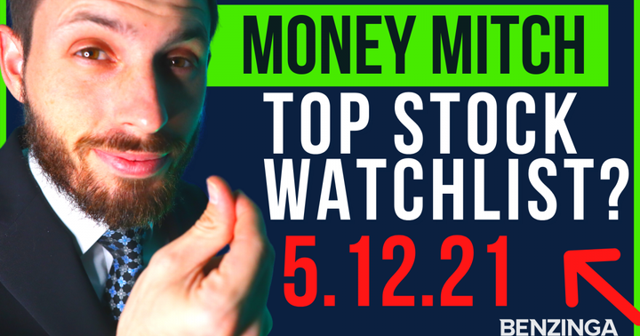 The Daily Stock Watchlist From 'Money Mitch': Solar And Electronic Gaming Stocks