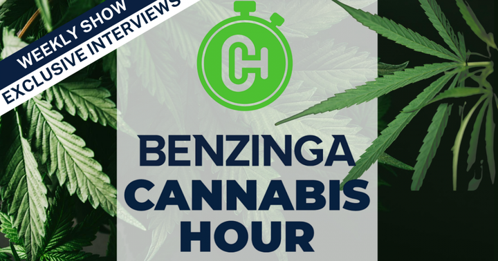 Today 2pm ET: Benzinga Cannabis Hour Live With Andrew Schweibold, Chuck Smith, Jen Drake, Randy Buchmann