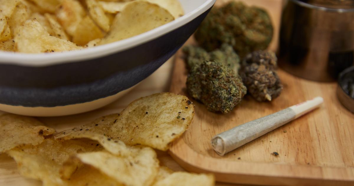 8 Weed Strains To Make You Hungry