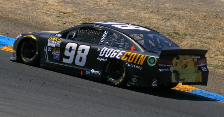 Such Speed, Much Wow! Dogecoin To Make A Reappearance At NASCAR