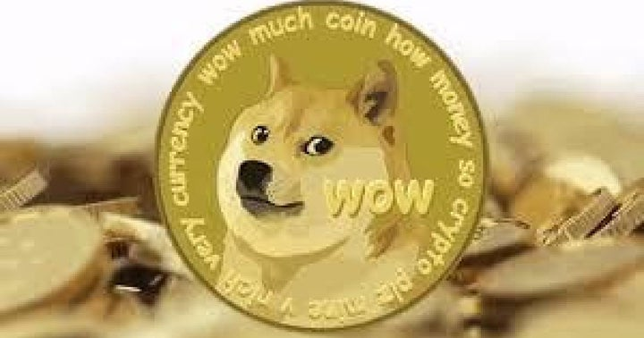Dogecoin is valued higher than Ford and Twitter right now
