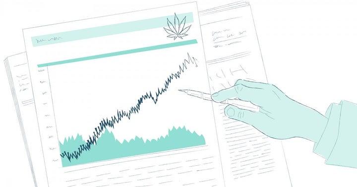 Bullish Sentiment Pumps Up Cannabis Stocks: Tilray, Sundial, Aurora & GrowGen Among Top Cannabis Movers For July 20, 2021