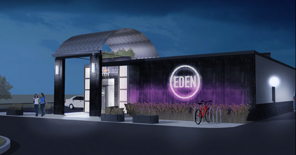 Eden Empire Opens Its First Canadian Cannabis Retail Store
