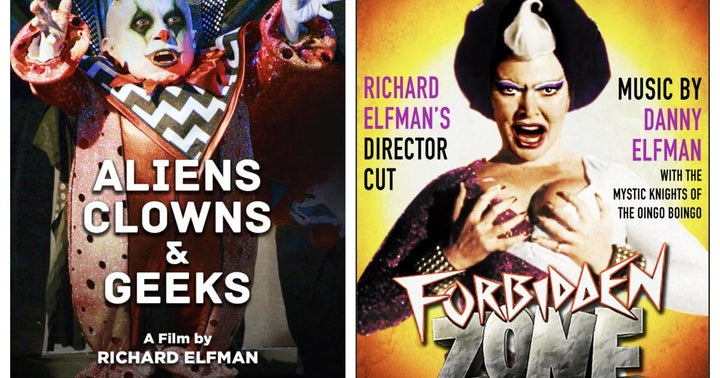 Movies And Marijuana: Richard Elfman's New Drive-In Tour Is Cannabis-Infused