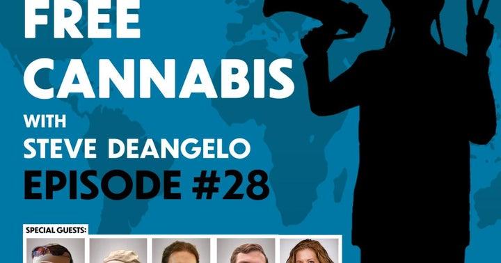 Video: Radio Free Cannabis With Sky Jones, Carter, Gerdeman, Weinberg & Fine
