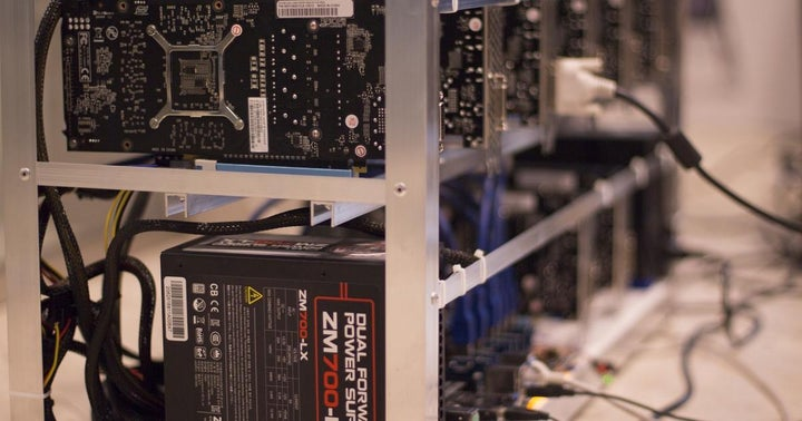 Chinese Bitcoin Mining Maker Files For IPO In US