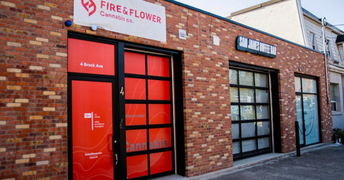 Fire & Flower Adds Another Store In Ontario, Buys Quad Nine Investments For $900K