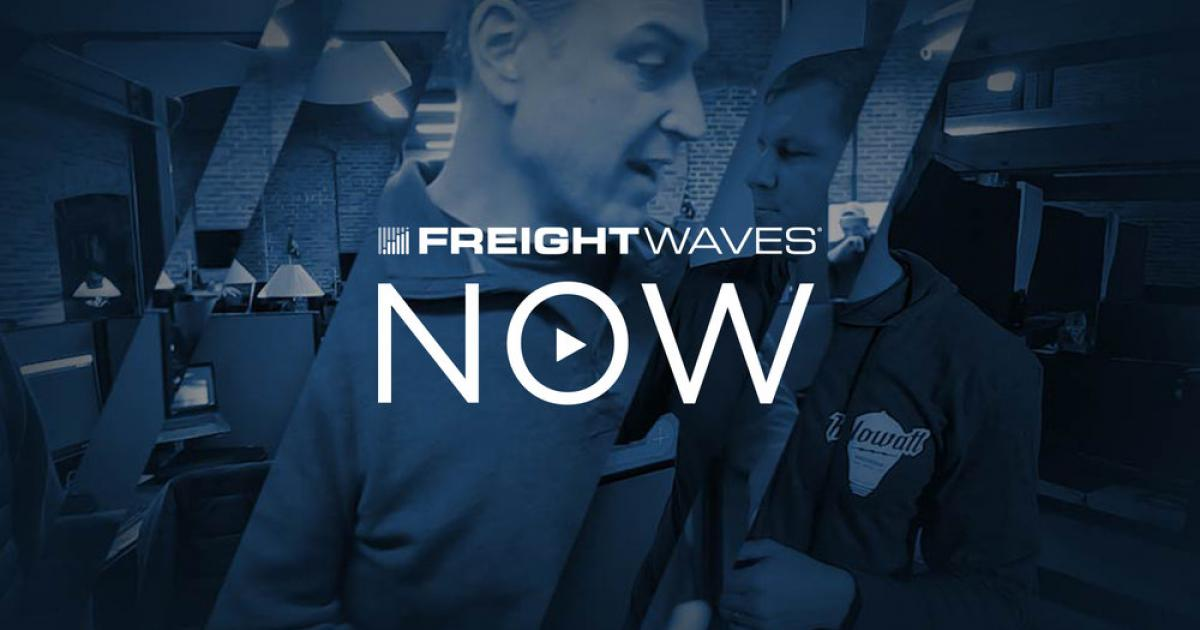 FreightWaves NOW: Reefer Stays Hot And Rail Is Not