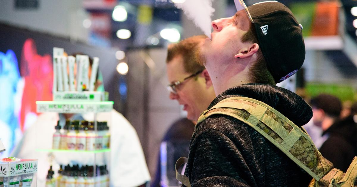 MDHHS Reports State's Third Vaping-Related Death