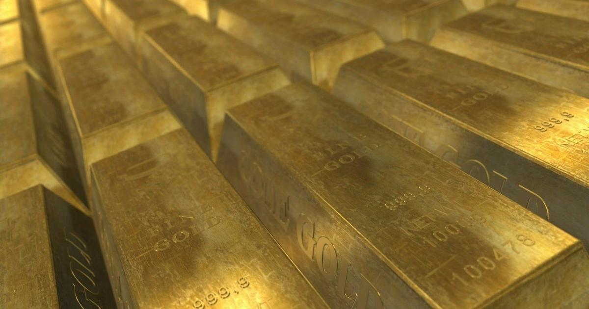 3 Dividend Gold Stocks