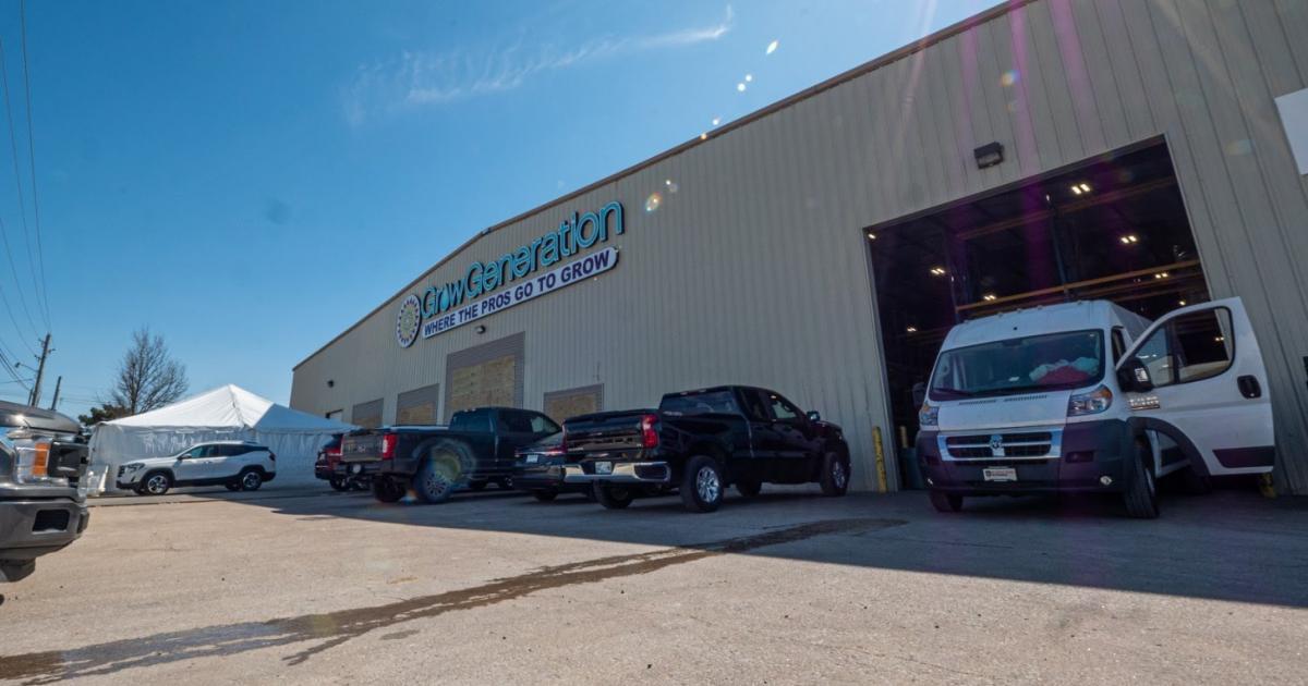 GrowGeneration Buys San Diego Hydroponics & Organics, Amasses 55 Garden Centers