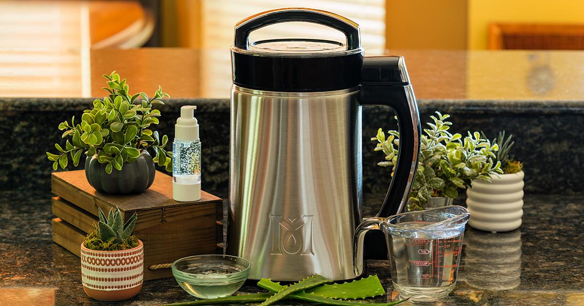 MagicalButter: The Machine That Can Makes Cannabis Infusions For You | Benzinga