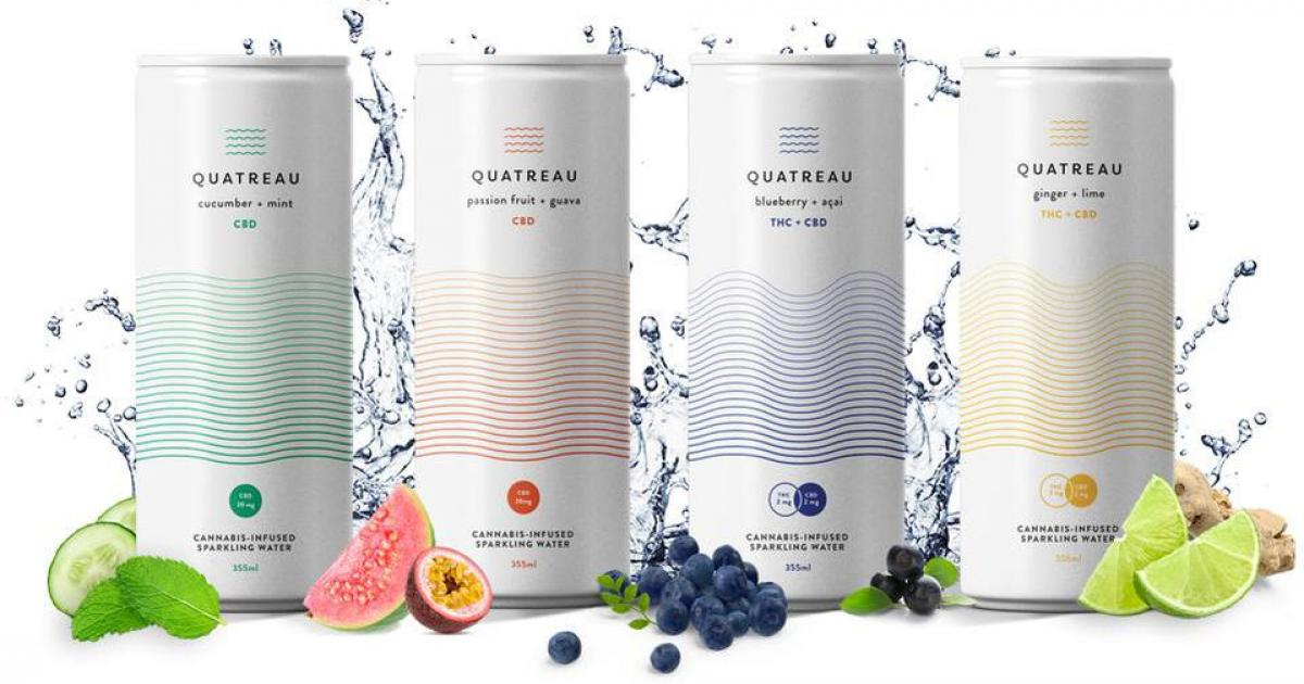 Canopy Growth CEO On Launch Of CBD Beverage Line Quatreau: 'Our First Foray Into Mood Modulation'