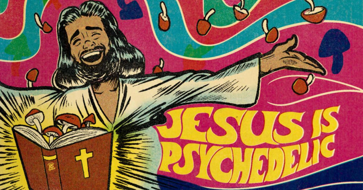 Jesus Christ: Psychedelic Superstar