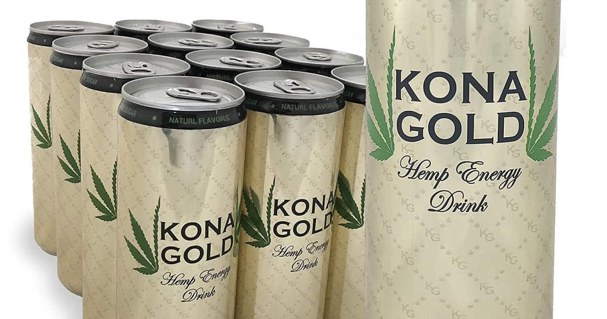 Kona Gold Beverage Acquires S&S Beverage To Boost LEMIN Distribution