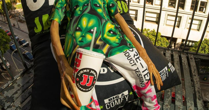 Jimmy John's Celebrates 4/20 With Rob Huebel, Beanbags, And More