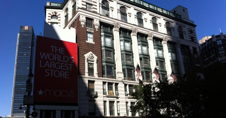 The Case For Amazon Acquiring Macy's: 'Very Easy Plug-And-Play'