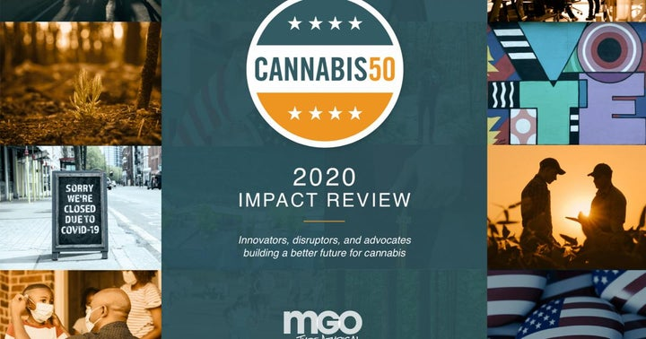 MGO's 'Cannabis 50' Highlights The Best In The Cannabis World, Including Benzinga
