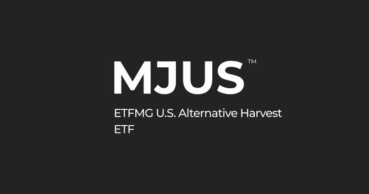 Meet MJUS: The New U.S. Cannabis ETF On The NYSE