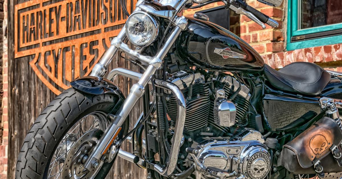 Large Harley-Davidson Option Trader Bets On 10% More Downside