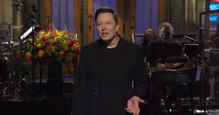 What Dogecoin Is Trading At Following Elon Musk's 'SNL' Appearance