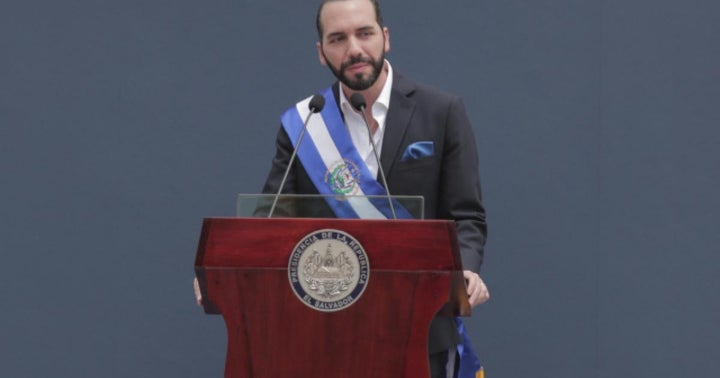 Bitcoin Proponent And El Salvador President Nayib Bukele Is On Time's 100 Most Influential People List Al - Benzinga