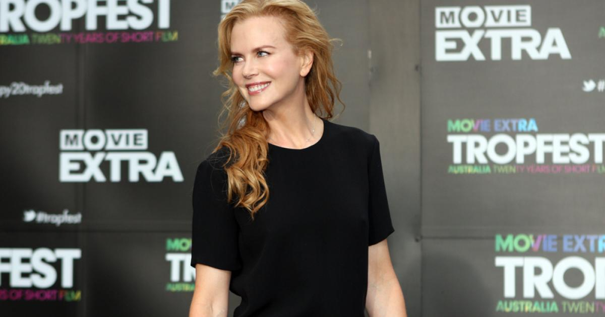 Nicole Kidman On Joining CBD Co. SeraLabs: 'Aligned On The Importance Of Empowering Women Within Business'