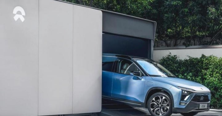 Which Chinese Electric Vehicle Stock Will Grow The Most By 2022?