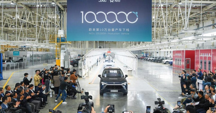 Tesla Vs. Nio: Which EV Stock Has Performed Better Over The Past Year?