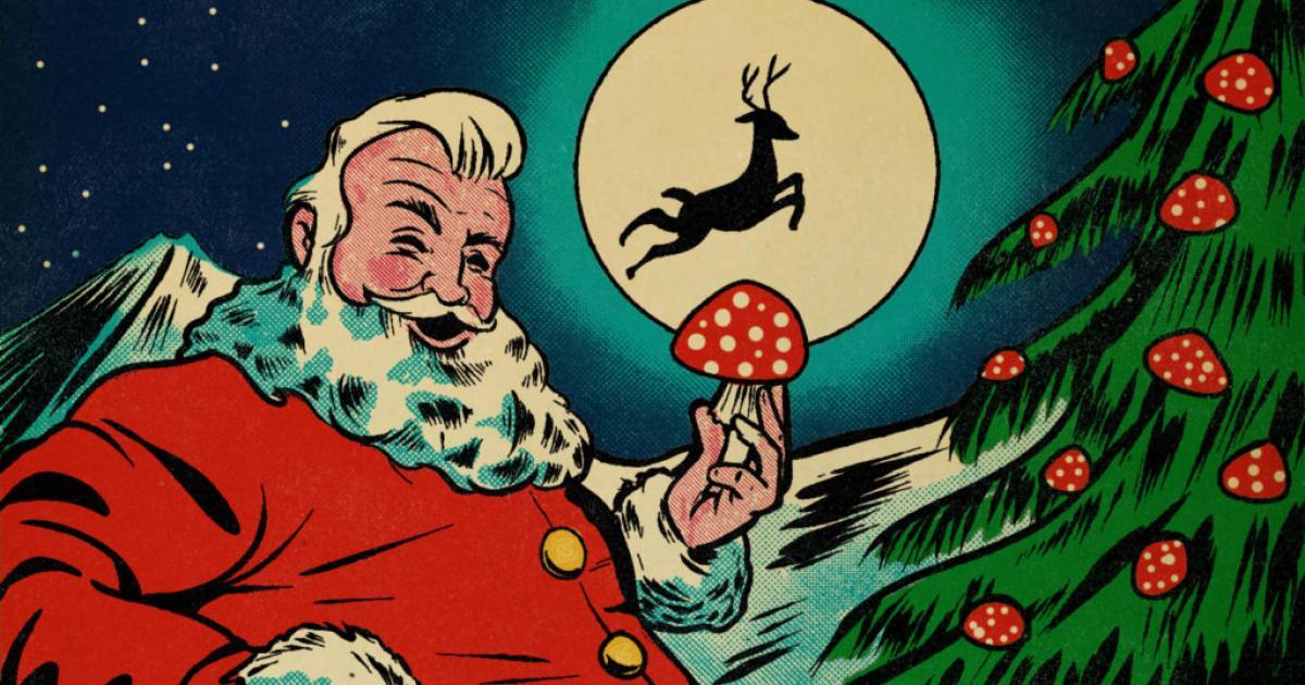 Shaman Claus: The Shamanic Origins of Christmas