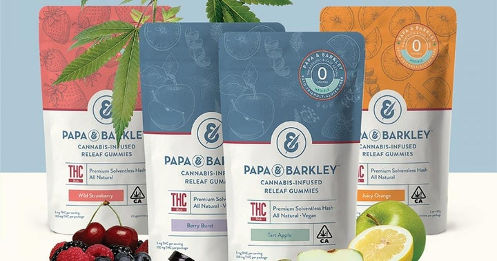 Papa & Barkley Enters Edibles Market With Releaf Gummies
