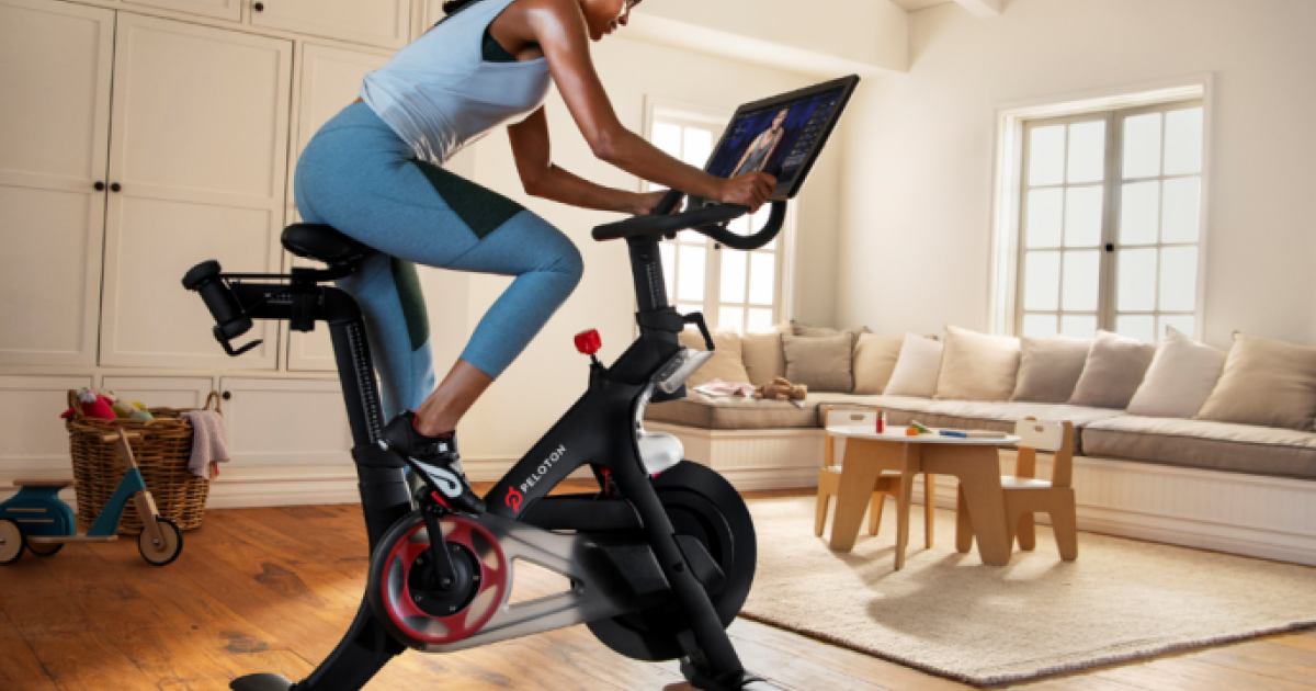 Why Peloton's Stock Is Trading Higher Today