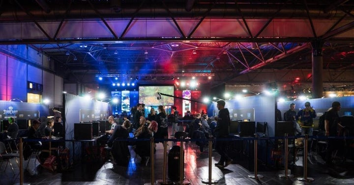 Why Esports Entertainment's Stock Is Trading Higher Today