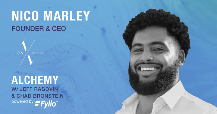 Alchemy Podcast: Nico Marley On Bob Marley's Legacy In The Cannabis Wellness Space