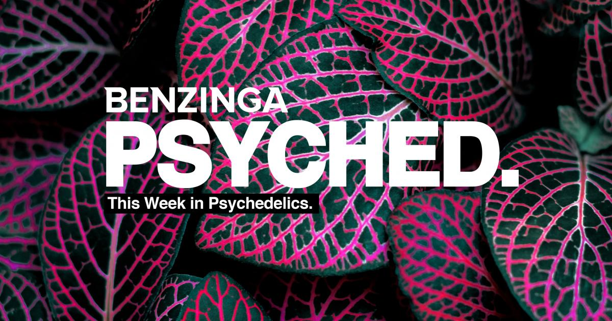 Psyched: Oregon Legalizes Psilocybin, Washington DC Decriminalizes Psychedelics, Cybin And Entheon To Go Public