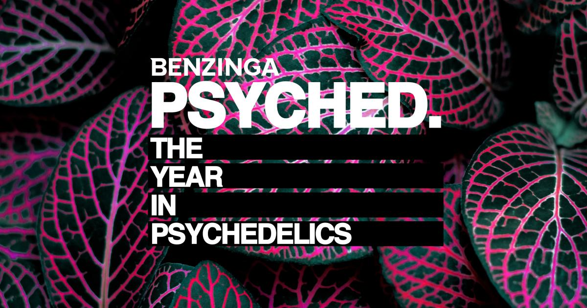 2020 Was The Year of Psychedelics — Here's Why