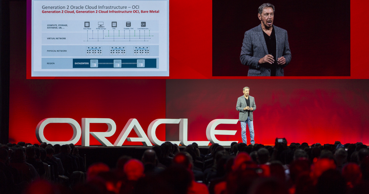Oracle Investors Pleased With Q4 Revenue Beat, But Analysts Sidelined