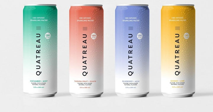 Canopy Growth Partners With Southern Glazer's Wine & Spirits To Distribute 'Quatreau' CBD Drinks In US