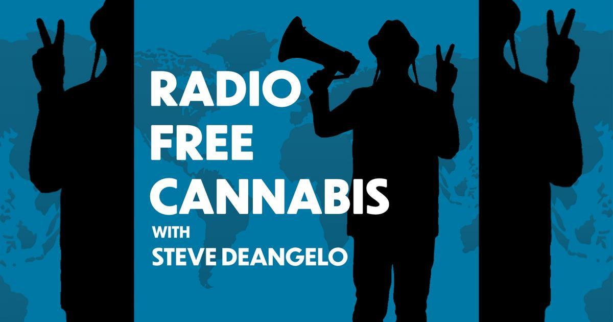 Video: Radio Free Cannabis - Tom Adams: Just Say Know, Because Knowledge Is Power