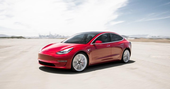 Consumer Reports Names Tesla Model 3 Top Electric Vehicle For 2020
