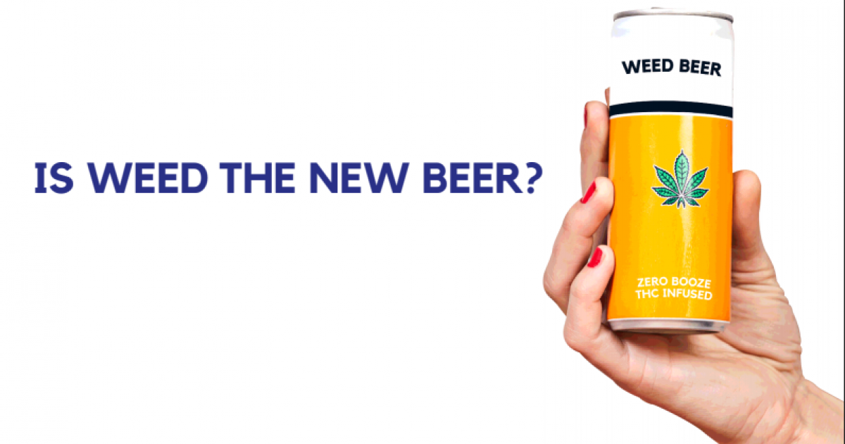 Is Weed The New Beer? 3 Key Stats Give Us An Idea